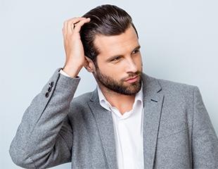 Красота в силе! Стрижка, моделирование бороды, мужская депиляция и чистка лица в салоне красоты «Колибри» со скидкой 50%!