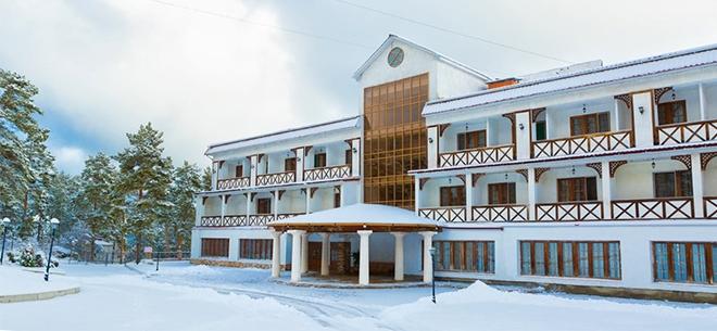 Парк-отель «Кокшетау», 1