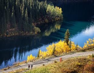 Однодневный тур на озеро Кольсай от  Carpe Diem Company со скидкой до 23%!