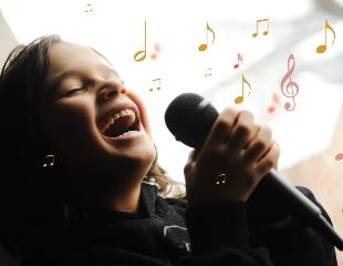Настоящее творчество! Обучение вокалу и танцам для детей от 4 лет до 15 лет в детском саду My happyness со скидкой до 61%!