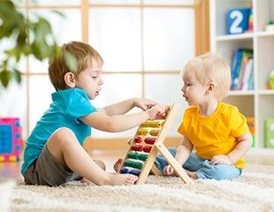 Будущее Ваших деток в Ваших руках! Посещение детского садика My Happiness со скидкой до 60%!