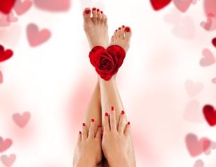 Кожа, бархатная, как роза! Шугаринг различных зон тела со скидкой 50% в студии красоты «Шанс»!