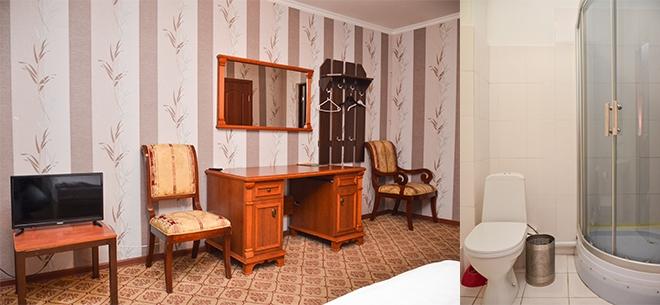 Almaty Transit Hotel, 2