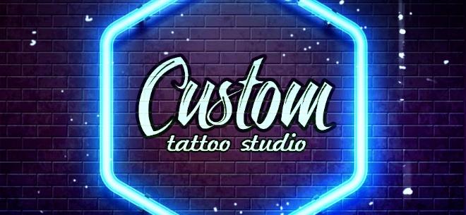 Студия Custom Tattoo, 1
