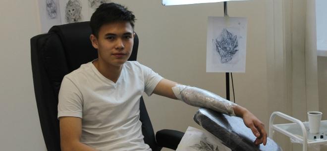 Студия Custom Tattoo, 4