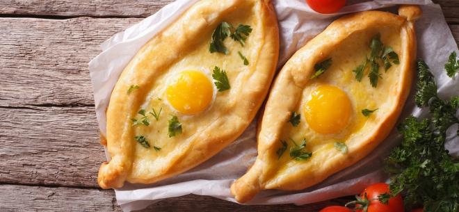 Georgian Cuisine, 1