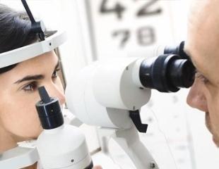 Зрение на все сто! Комплексное обследование у офтальмолога в клинике «Ар-Абат» со скидкой 61%!