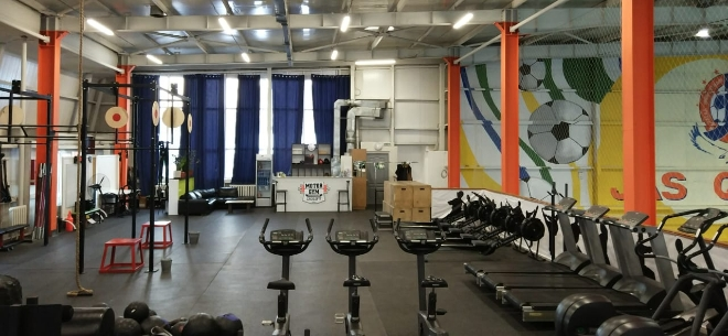 Motor Gym, 1