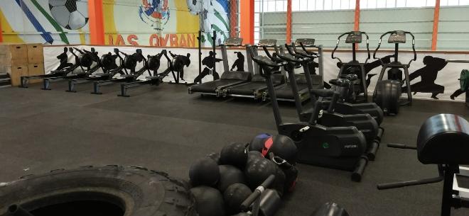 Motor Gym, 2