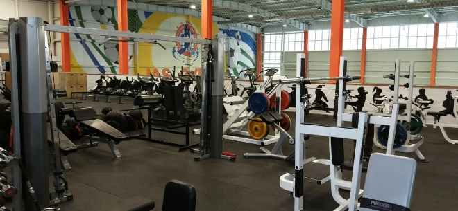 Motor Gym, 5