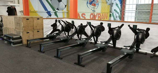Motor Gym, 6