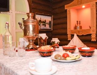 Попарьтесь от души! Насладитесь настоящей семейной русской баней с уникальной печью в комплексе «Семейная банька» со скидкой до 50%!