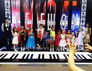 Наполните праздник настоящими эмоциями в развлекательном центре «Станция Maxima» со скидкой до 50%!