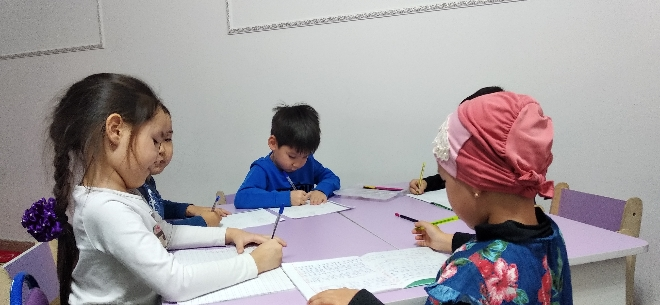 Образовательный центр Bilim, 2