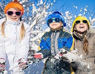 Катание на лыжах и сноуборде, пейнтбол, новогодние утренники и многое другое! Зимние каникулы в детском лагере Алматау со скидкой 30% в период с 2 по 9 января!