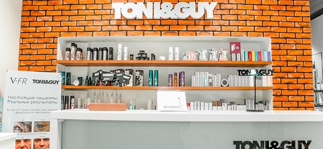 Салон красоты TONI&GUY, 8