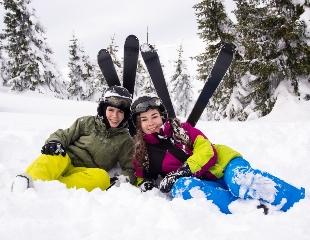 Мы зиму ждали не напрасно! Прокат новых коньков, лыж и сноубордов со скидкой до 50% в магазине Vertex!