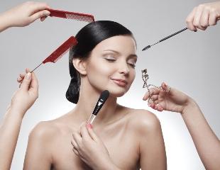Будь лучшей версией себя! Создание новогоднего образа в салоне красоты JA Beauty Studio со скидкой 50%!