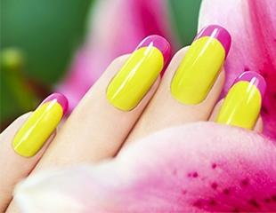 Красота до кончиков ногтей! Акриловое наращивание ногтей с различным дизайном со скидкой до 63% в салоне красоты Baby Boss!