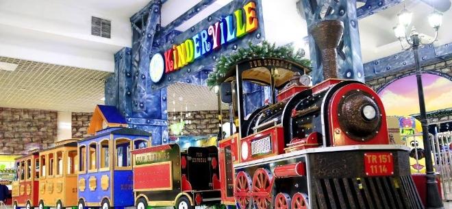 Парк развлечений Kinderville, 2