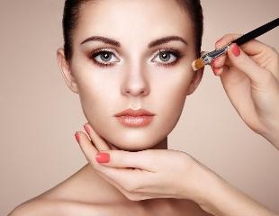 Макияж для себя и не только! 7-дневный курс по профессиональному нанесению макияжа со скидкой 67% от визажиста Надежды Сильченко!