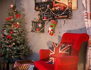 Улыбочку! Новогодние, индивидуальные, семейные, детские фотосессии, а также Love Story и «Будущие родители» со скидкой 50% в Studio V Creative!