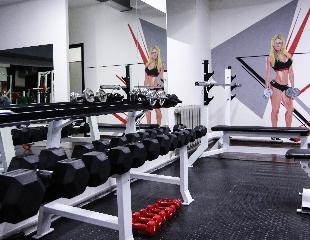 Прокачай свой имидж! Дневные абонементы со скидкой 50% в тренажерном зале Barbell Gym!