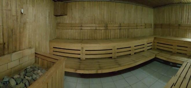 Русская баня в Жеты Казына, 1