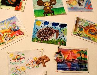 Рисуй от всей души! Уроки рисования со скидкой до 60% от художественной студии «Арабеска»!