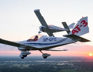 Авиапрогулки на самолетах SOCATA TB-9 и Aero AT-3 R-100 с профессиональным пилотом Дмитрием! Скидка до 60%!