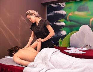 Здоровье тела и духа! Антицеллюлитный, спортивный и тайский массаж в салоне эстетики тела Grace со скидкой до 60%!
