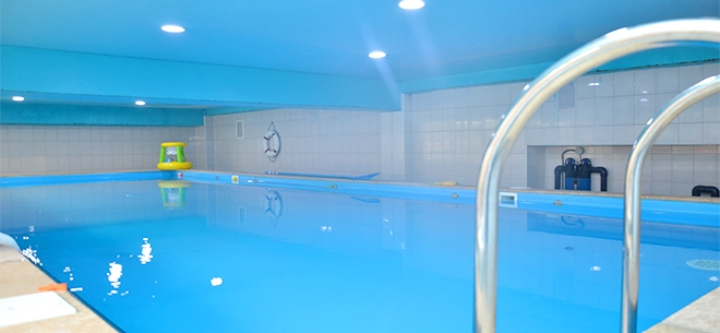 Детский бассейн Su Alem