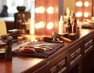 Мужские, детские стрижки, моделирование бороды, а также кератиновое выпрямление со скидкой до 60% в салоне красоты Bai and Ken!
