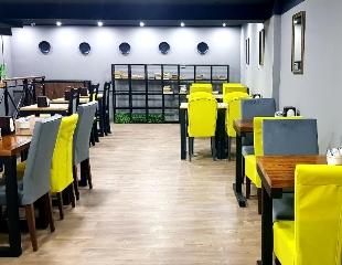 В честь открытия! Донеры, бургеры, паста и плов со скидкой 50% на все меню и бар в кафе Yellow Food!