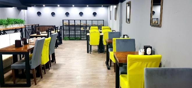 Кафе Yellow Food, 1