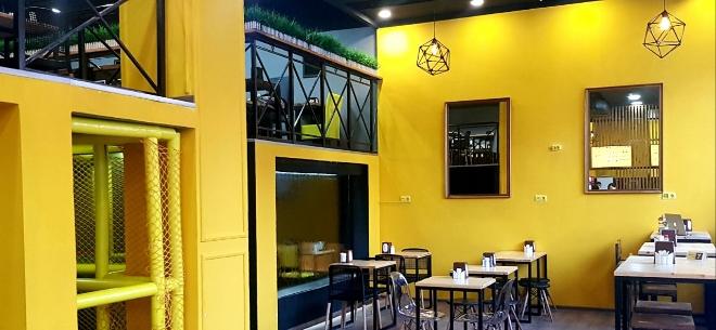 Кафе Yellow Food, 2