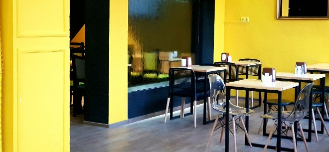 Кафе Yellow Food, 4