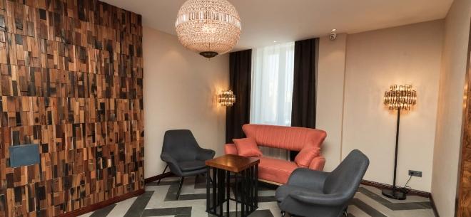 Отель East Astana Hotel, 5
