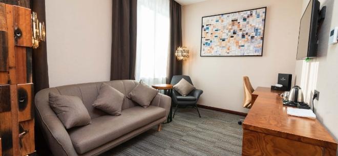 Отель East Astana Hotel, 6