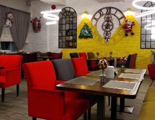 Горячие, банкетные, детские блюда и многое другое! Все меню и бар в семейном кафе FUNTOWN со скидкой 50%!