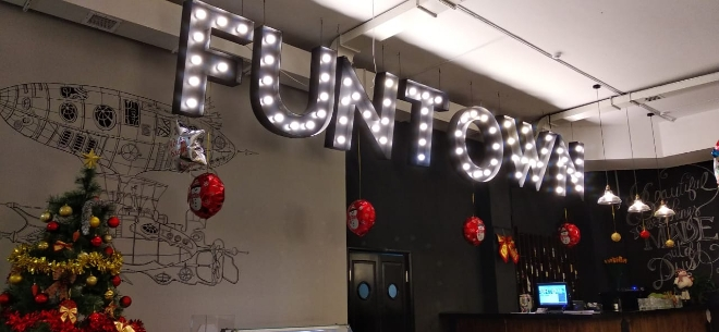 Семейное кафе FUNTOWN, 9