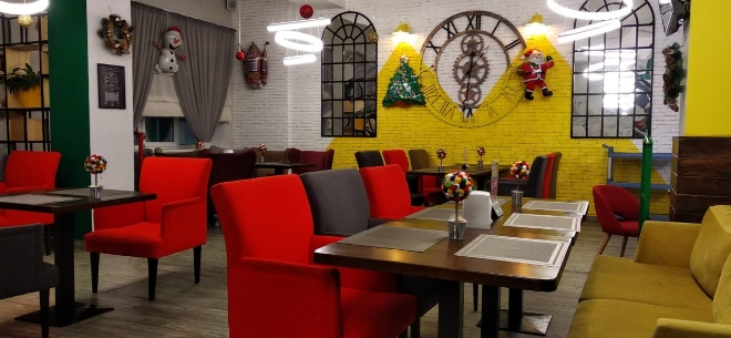 Семейное кафе FUNTOWN, 1