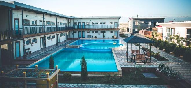 ULAN Hot Spring Resort, 1