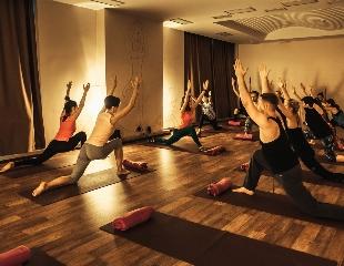 Гармония и духовное равновесие! Занятия йогой со скидкой до 65% в йога-центре ATMAN.KZ!