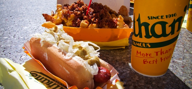 Nathans Famous, 3