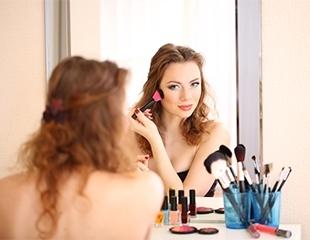 Научись красоте! Курсы «Сам себе визажист» в группе и индивидуально со скидкой до 50% от Make up Academy Gulzhan Satzhan!