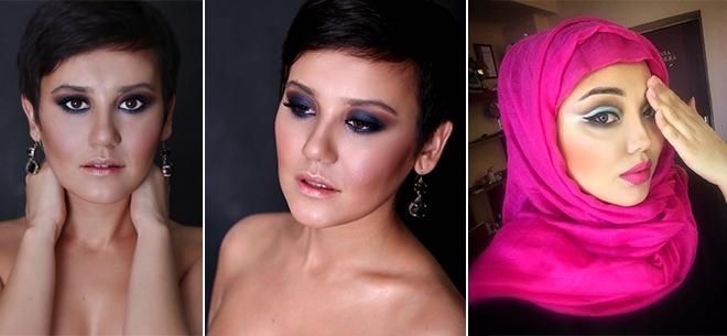Make up Academy Gulzhan Satzhan, 5