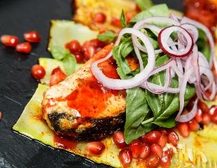 Попробуйте изысканные блюда, настоящую итальянскую пасту и пиццу для истинных гурманов! Скидка 50% на все меню и бар в ресторане Rosmarino!