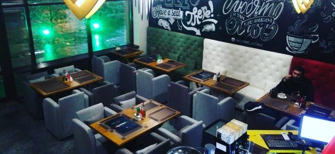 Ресторан Rosmarino, 5