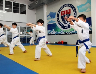 Стань настоящим бойцом! Киокушинкай-Кан каратэ от Shidai dojo (федерации каратэ IKO Kyokushinkaikan Almaty) со скидкой до 59%!